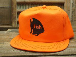 Fish Building Supply Hat