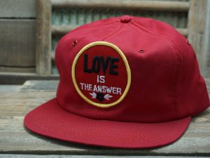 Love is the Answer Hat