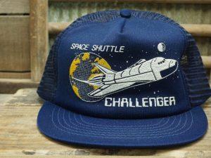 NASA Space Shuttle Challenger Hat