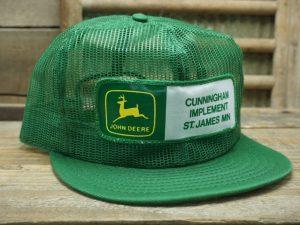 John Deere Cunningham Implement St. James, MN Hat