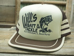 Will's Bait & Tackle East Dubuque, IL Hat