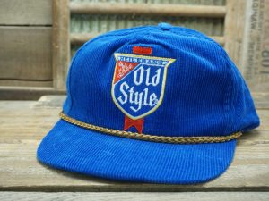Heileman's Old Style Corduroy Hat