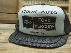 Union Auto Ford Mercury Union Iowa Hat