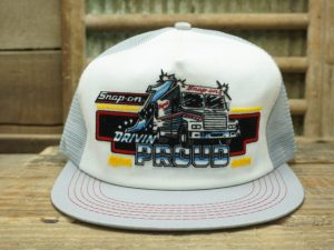 Snap-On #1 Drivin Proud Hat