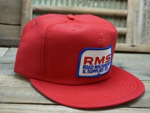RMS Road Machinery & Supplies Co.  Savage MN Hat