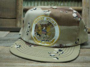 Desert Storm Camo Hat
