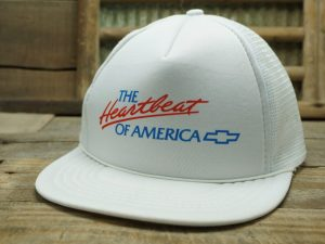 The Heartbeat of America Chevrolet Hat