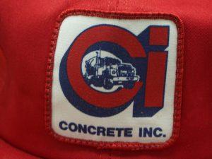 C-I Concrete Inc Hat