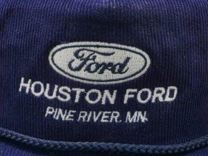 Houston Ford Pine River, MN Hat