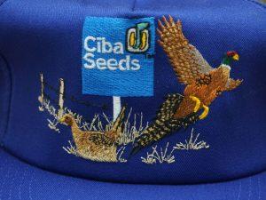 Ciba Seeds Pheasant Hat
