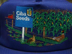 Ciba Seeds Pheasant Maximizer Hybrid Corn Hat