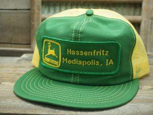 John Deere Hassenfritz Mediapolis, IA Hat