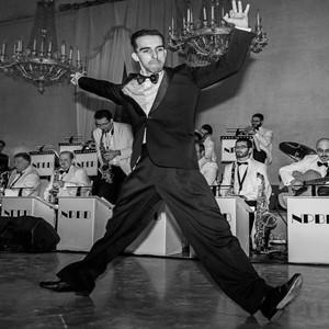 Manuel Micheli on Vintage Swing Festival