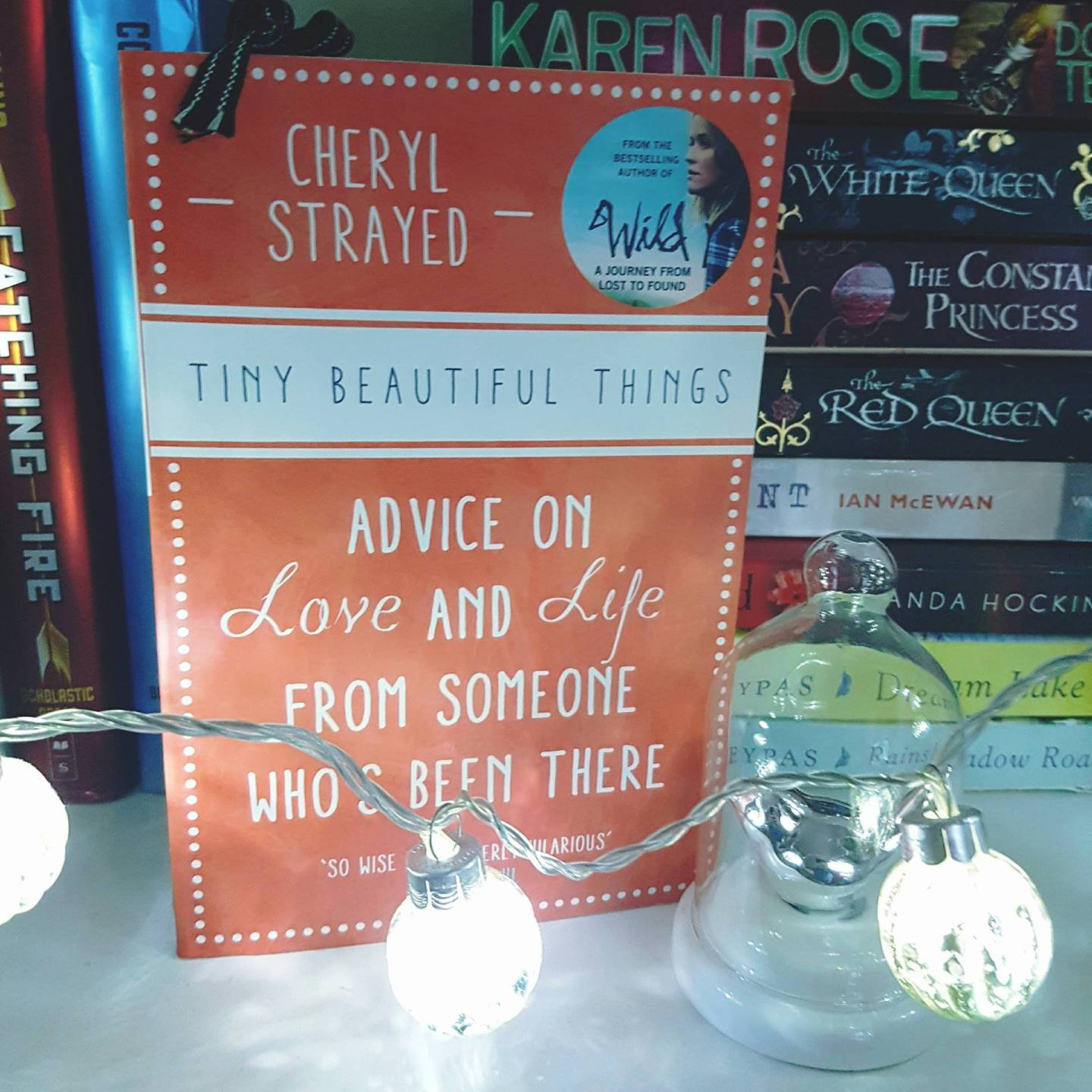 Book review: 'Tiny Beautiful Things'