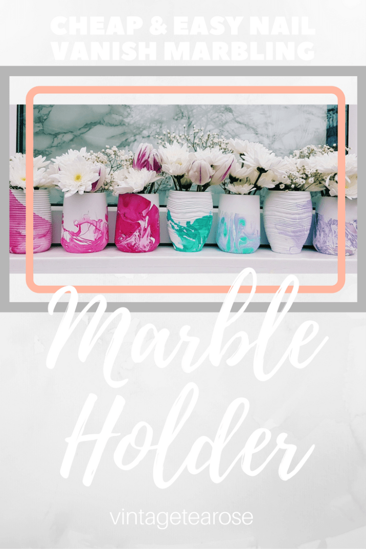 Copy of DIY MARBLE HOLDER