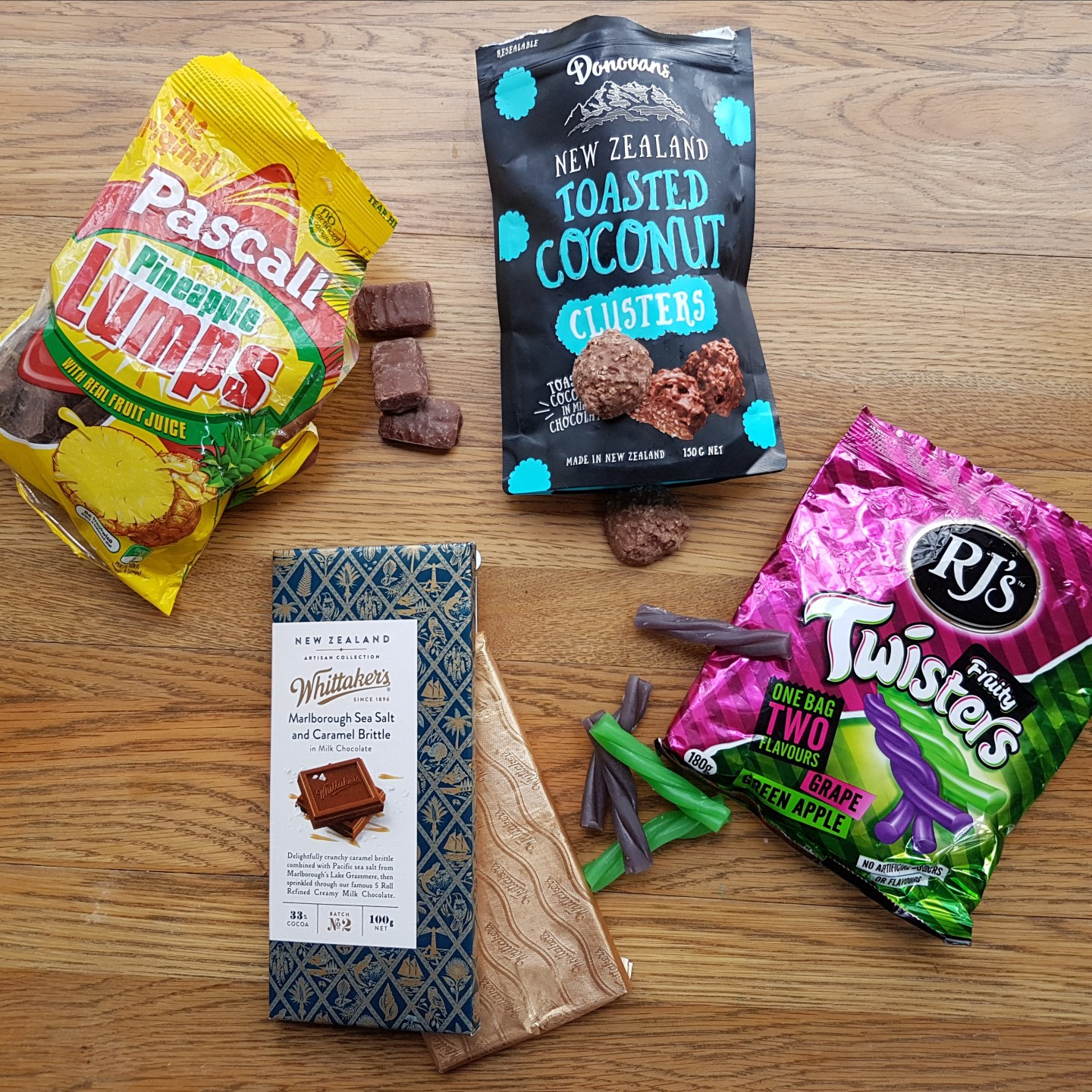 Snack Exchange | Blogger Collaboration