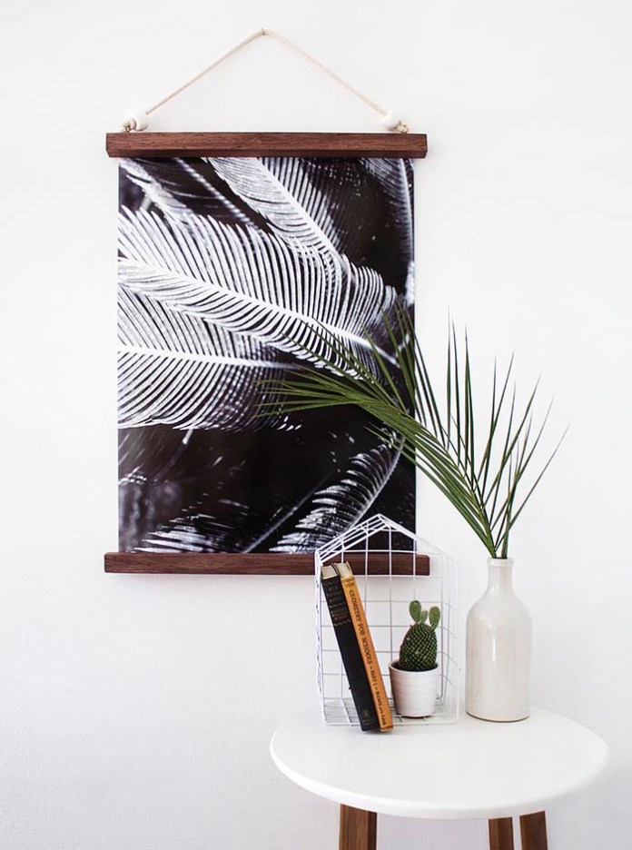 DIY Photo Hanging Ideas DIY Photo Hanging Ideas