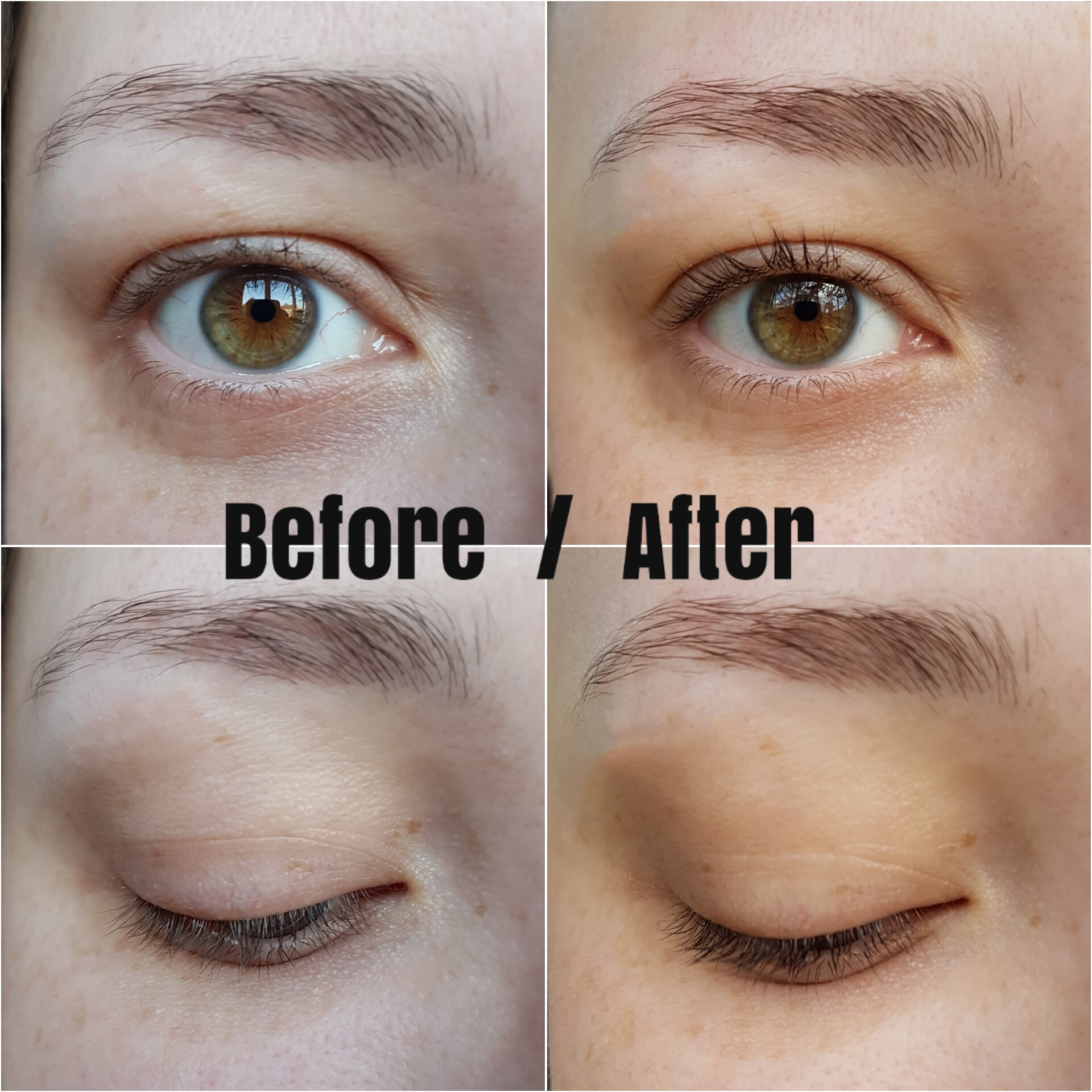 My Experience: LVL Lash Treatment