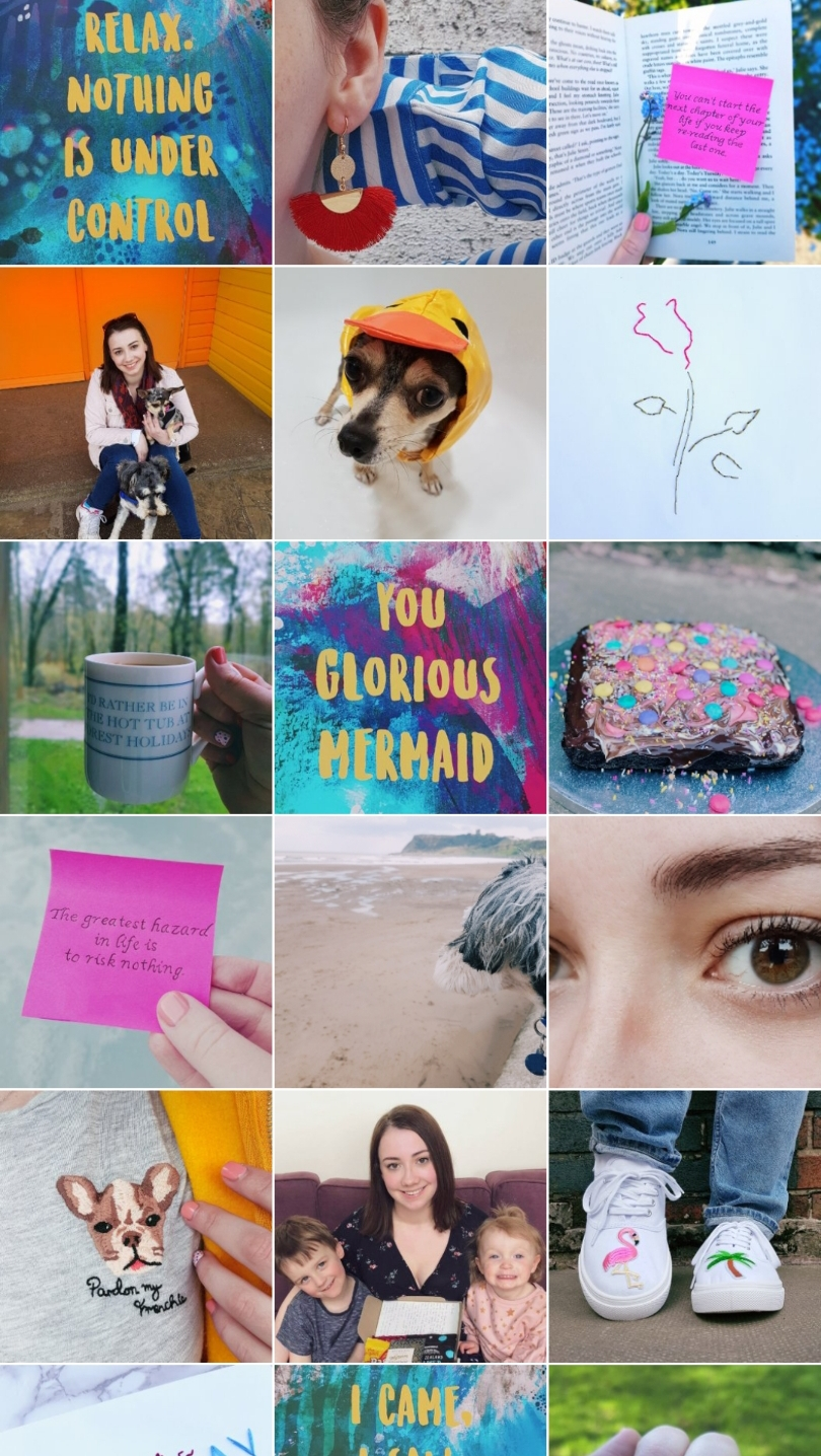 How To Plan A Month Of Daily Instagramming