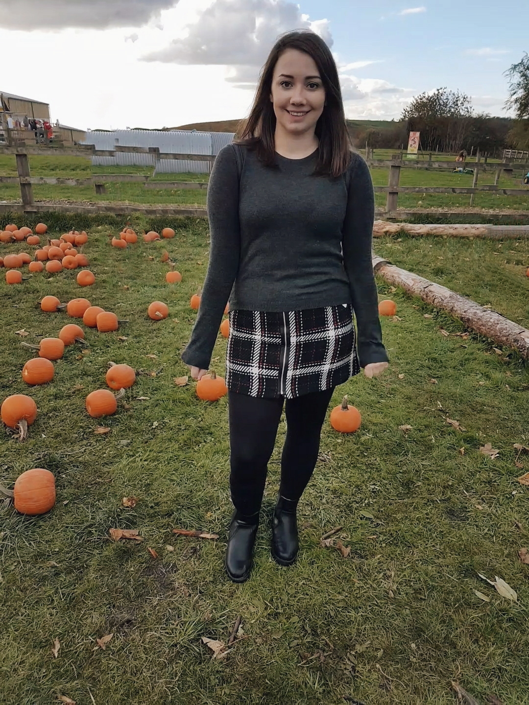 Outfit Of The Day Pumpkin Picking