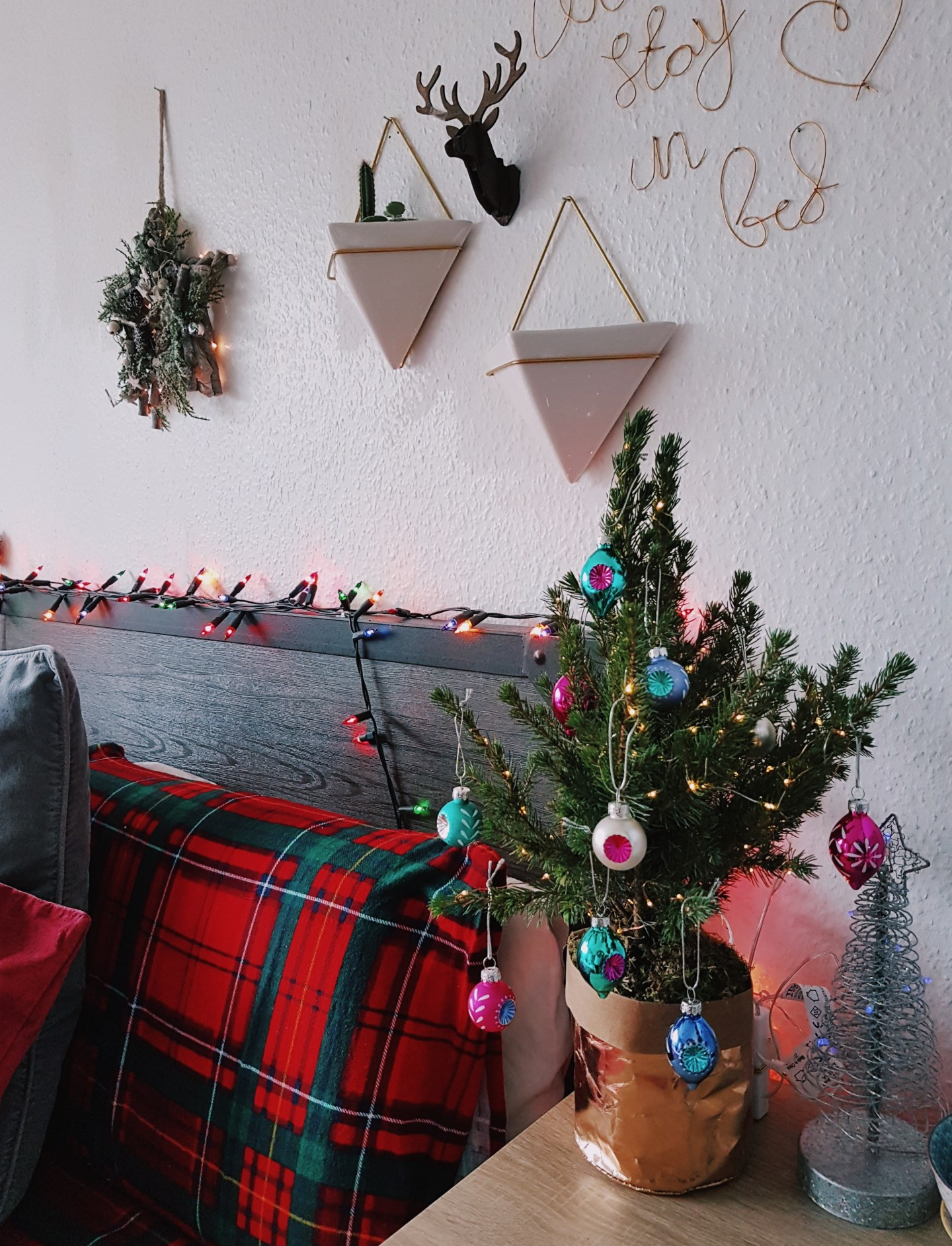 Christmas Room Tour | All The Festivities