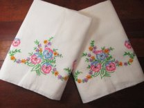 muslin pillowcases