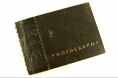 Vintage Photo Album from ThirdShiftVintage