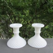 milk candlesticks