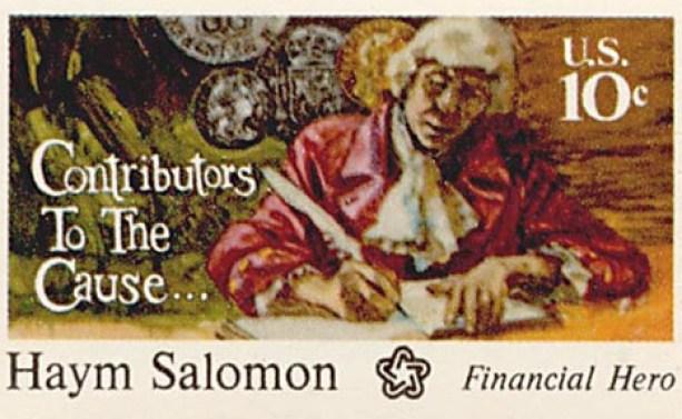 Haym Salomon - Financial Hero