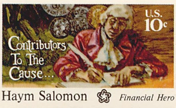 Haym Salomon - Financial Hero