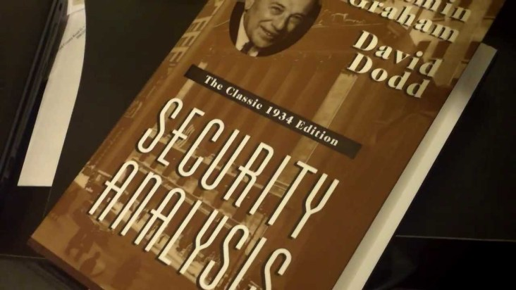 Security Analysis Book
