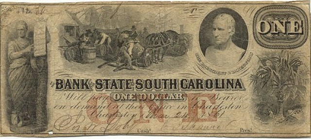 The Bank of the State of South Carolina