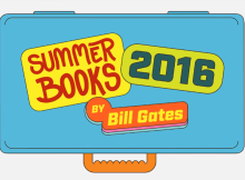 Bill Gates Summer Reading