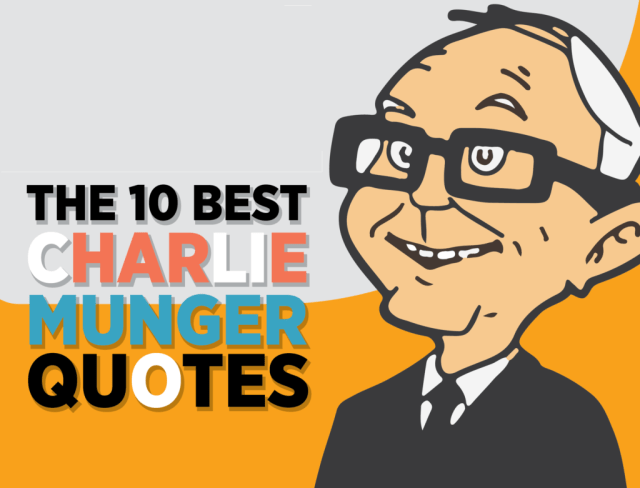 10 Best Charlie Munger Quotes Cover Pic - Vintage Value Investing