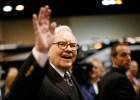 Warren Buffett Waving - Vintage Value Investing