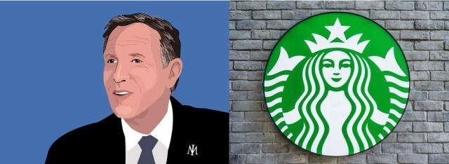 Howard Schultz and Starbucks - Vintage Value Investing