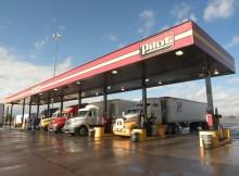 Pilot-Diesel-Lanes