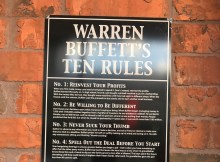 Warren Buffett's Ten Rules - Jimmy John's - Vintage Value Investing - Square