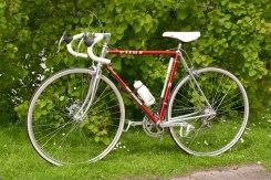Jan Jansen Vitus 979 Dural, red, unrestored, mid 80's