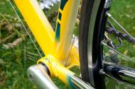 Dutch Duell racing bicycle made by Jan van Dalen