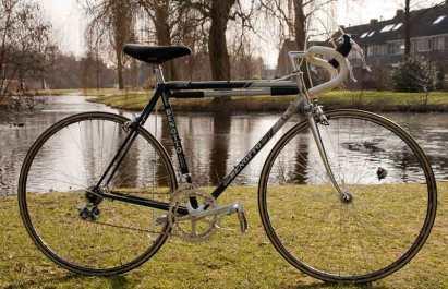 Benotto model 2500 black and silver