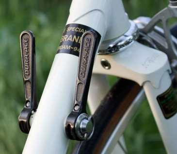 Dura Ace EX 7200 black edition shifters