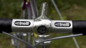 Cinelli black logo handlebar
