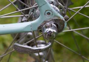 Campagnolo Victory quick release