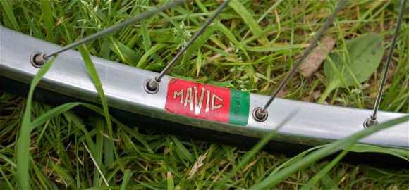 Mavic Module E2 rims