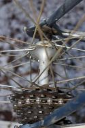 Merckx pro 1st generation campagnolo record hubs 6 speed