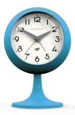 The Dome alarm clock in aqua blue by Newgate Clocks, £25