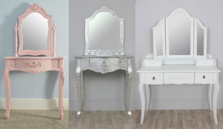 Silver Mirror For Girls Room on Mirrors For Teenage Bedroom  id=30151