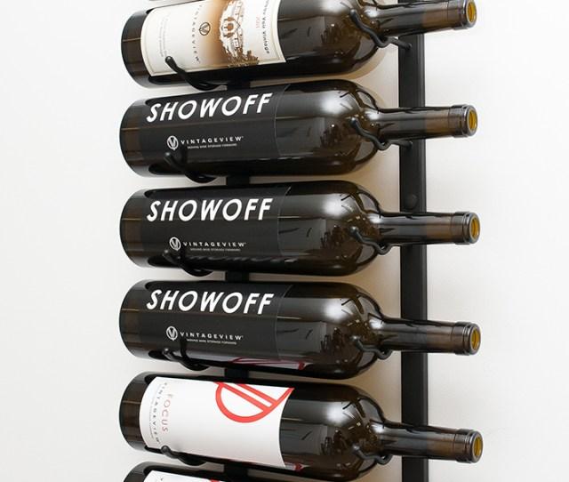 Magnum Bottle Metal Wine Rack Single Deep  Bottle