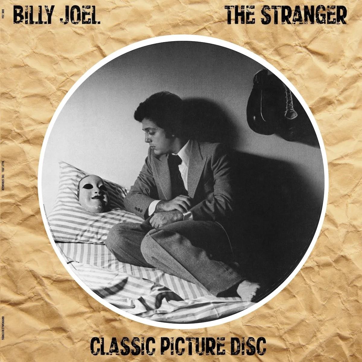 stranger picture disc lp vintage vinyl